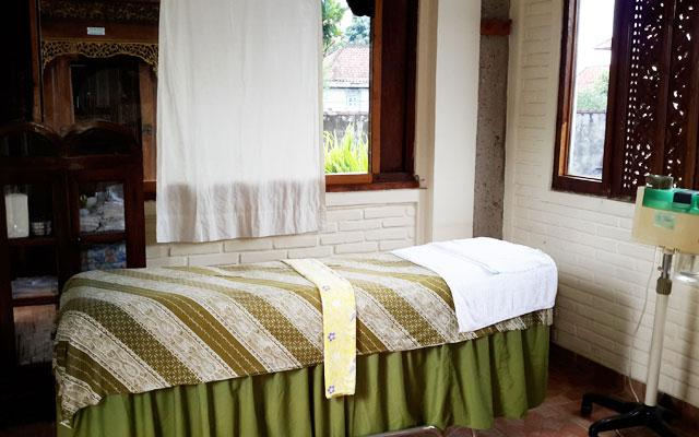 Ubud Spa - Bodyworks Centre : Facial Room
