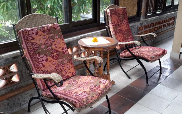 Ubud Spa - Bodyworks Centre : Foot Treatment Area